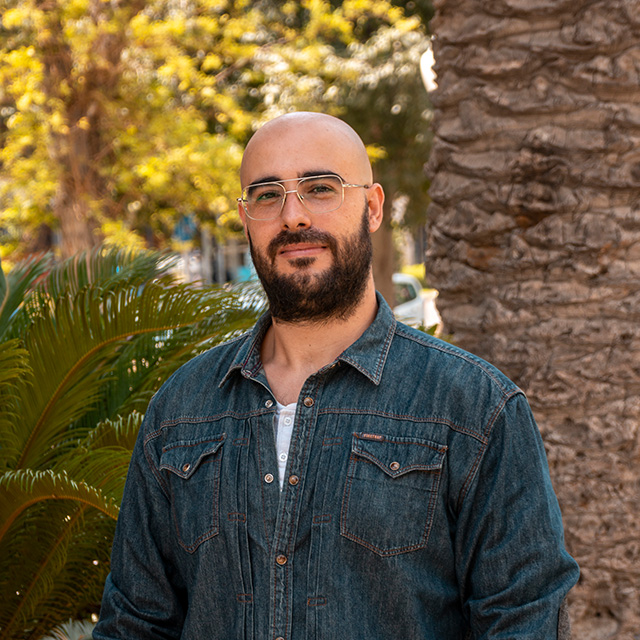 Fotográfo de ororojocomunicacion Javier Galiana